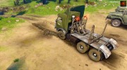 КамАЗ 5410 for Spintires 2014 miniature 6