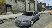 Audi A6 for GTA 4 miniature 1
