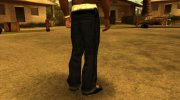 Sweets Jeans for GTA San Andreas miniature 3