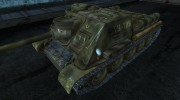 Шкурка для СУ-100 for World Of Tanks miniature 1