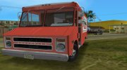 Chevrolet Step Van 30 1985 for GTA Vice City miniature 4