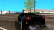Lamborghini Gallardo for GTA San Andreas miniature 3