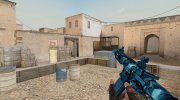 WarFace AAC Honey Badger Стужа for Counter Strike 1.6 miniature 4