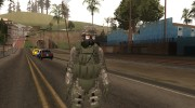 US Army Urban Soldier Gas Mask from Alpha Protoc for GTA San Andreas miniature 5
