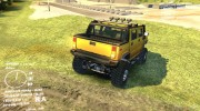 Hummer H2 SUT for Spintires DEMO 2013 miniature 4