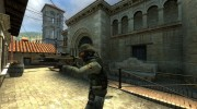 Fn Scar Acog M203 for AUG for Counter-Strike Source miniature 6