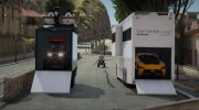 Mercedes-Benz Actros Motorhome (Beta) for GTA 5 miniature 4