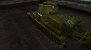 Шкурка для PzKpfw 38H735(f) for World Of Tanks miniature 3