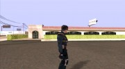 Winter Soldier classic(Marvel Database) for GTA San Andreas miniature 3