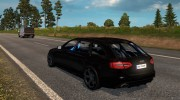 Audi A4 Avant (B8) for Euro Truck Simulator 2 miniature 4