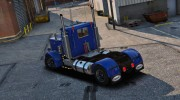 Peterbilt 289 for GTA 5 miniature 6