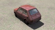 Fiat 126P for BeamNG.Drive miniature 2