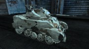 Шкурка для M5 Stuart for World Of Tanks miniature 5