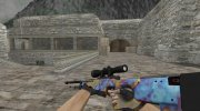 AWP Case Hardened for Counter Strike 1.6 miniature 1