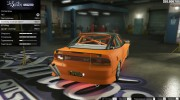 Nissan 240SX Tunable for GTA 5 miniature 29
