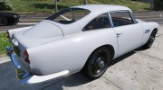 1964 Aston Martin DB5 Vantage for GTA 5 miniature 7