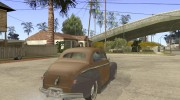 Ford Coupe 1946 Mild Custom для GTA San Andreas миниатюра 4