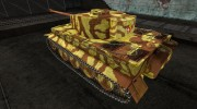 Шкурка для PzKpfw VI Tiger 506 Russia 1944 for World Of Tanks miniature 3