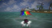Skimmer Rainbow for GTA Vice City miniature 4