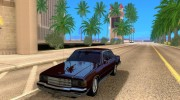 Chevrolet Caprice Classic 87 for GTA San Andreas miniature 1