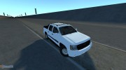 Chevrolet Avalanche for BeamNG.Drive miniature 2