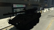 Stryker M1128 Mobile Gun System v1.0 for GTA 4 miniature 1