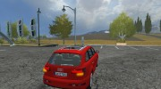 Audi Q7 Civil для Farming Simulator 2013 миниатюра 4