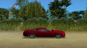 Ford Shelby GT 500 2010 для GTA Vice City миниатюра 14