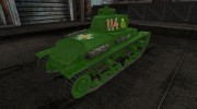 Шкурка для PzKpfw 35(t) for World Of Tanks miniature 4