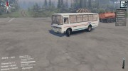 ПАЗ 4334 for Spintires 2014 miniature 4