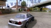 Ford Crown Victoria Colorado Police for GTA San Andreas miniature 4