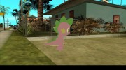 Spike (My Little Pony) для GTA San Andreas миниатюра 4