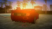 Saleen S281 2007 for GTA Vice City miniature 3