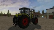 Claas Arion 650 версия 1.0.0.0 for Farming Simulator 2017 miniature 4