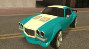 GTA V Imponte Nightshade for GTA San Andreas miniature 3