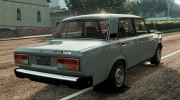 ВАЗ-2107 Lada Riva v1.2 for GTA 5 miniature 4