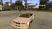 BMW M3 E36 for GTA San Andreas miniature 1