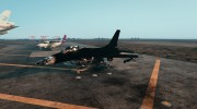 F-16A Block 15 Configuration (Lazer Replace) for GTA 5 miniature 2