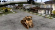 Bulldozer T 130 for GTA San Andreas miniature 3