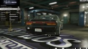 Nissan 240SX Tunable for GTA 5 miniature 14