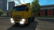 Kamaz 6460 v 2.0 for Euro Truck Simulator 2 miniature 2