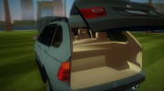BMW X5 for GTA Vice City miniature 7