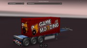 Mod GameModding trailer by Vexillum v.2.0 для Euro Truck Simulator 2 миниатюра 3