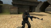 Gsg9 Moroccan Royal Force для Counter-Strike Source миниатюра 1