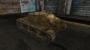 шкурка для T25 AT №5 for World Of Tanks miniature 5