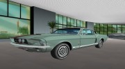 Shelby Cobra GT500 for GTA Vice City miniature 1