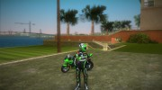 Kawasaki Racer for GTA Vice City miniature 1