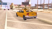 GTA 3 Taxi for GTA San Andreas miniature 8