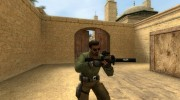 Silenced P90 for Counter-Strike Source miniature 4