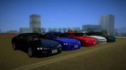 Nissan 200SX s14a for GTA Vice City miniature 1